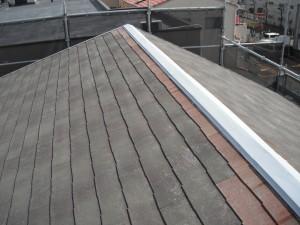 屋根塗装前のカラーベスト