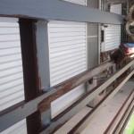 鉄製手すりの防錆と塗装は建物を長持ちさせるために大切 大阪府東大阪市
