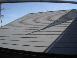 ガイナ塗装 屋根