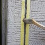 サイディング外壁のシーリング打ち替え 奈良市