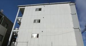 マンション外壁塗装前