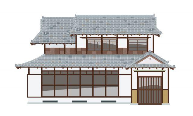 日本風家屋